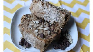 Recipe: Sunflower Seed Zucchini Bread with Chocolate Chips