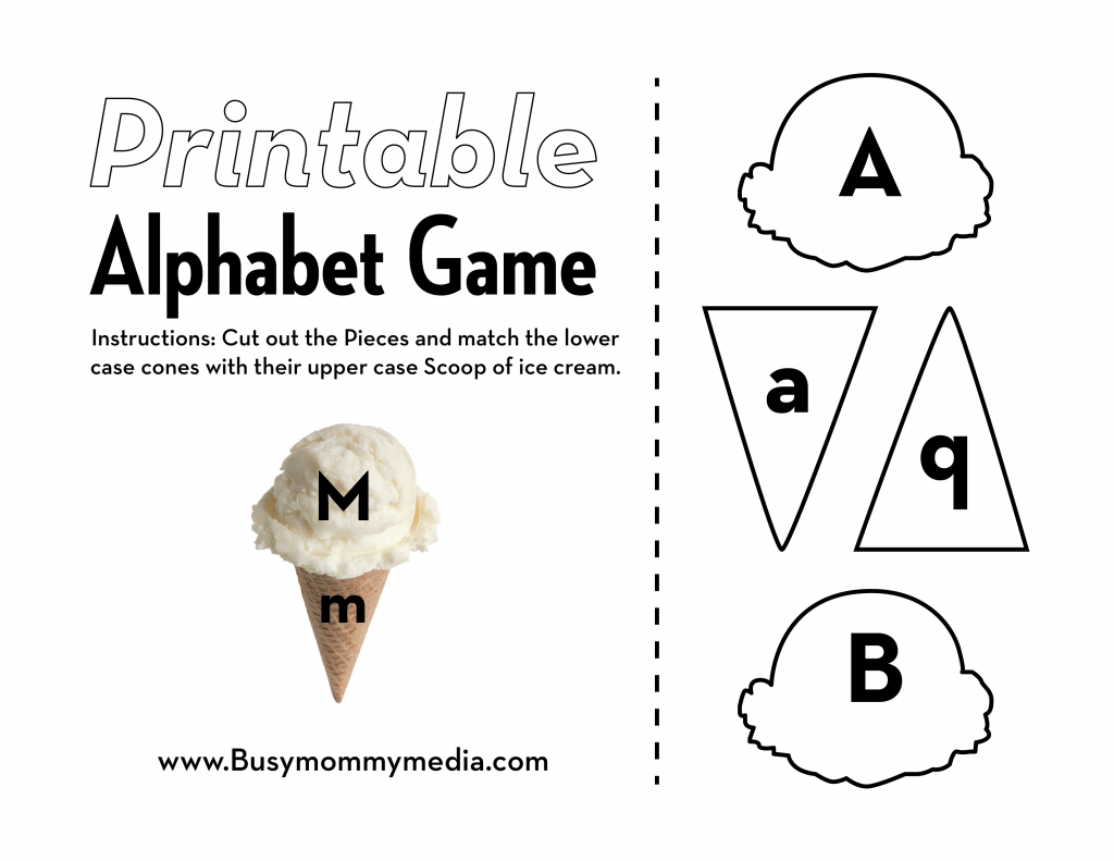 This is a photo of Printable Match Game with regard to simple