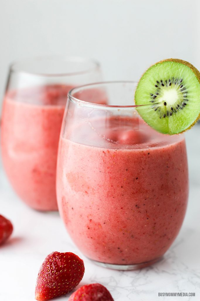 Strawberry Kiwi Smoothie sequins mix