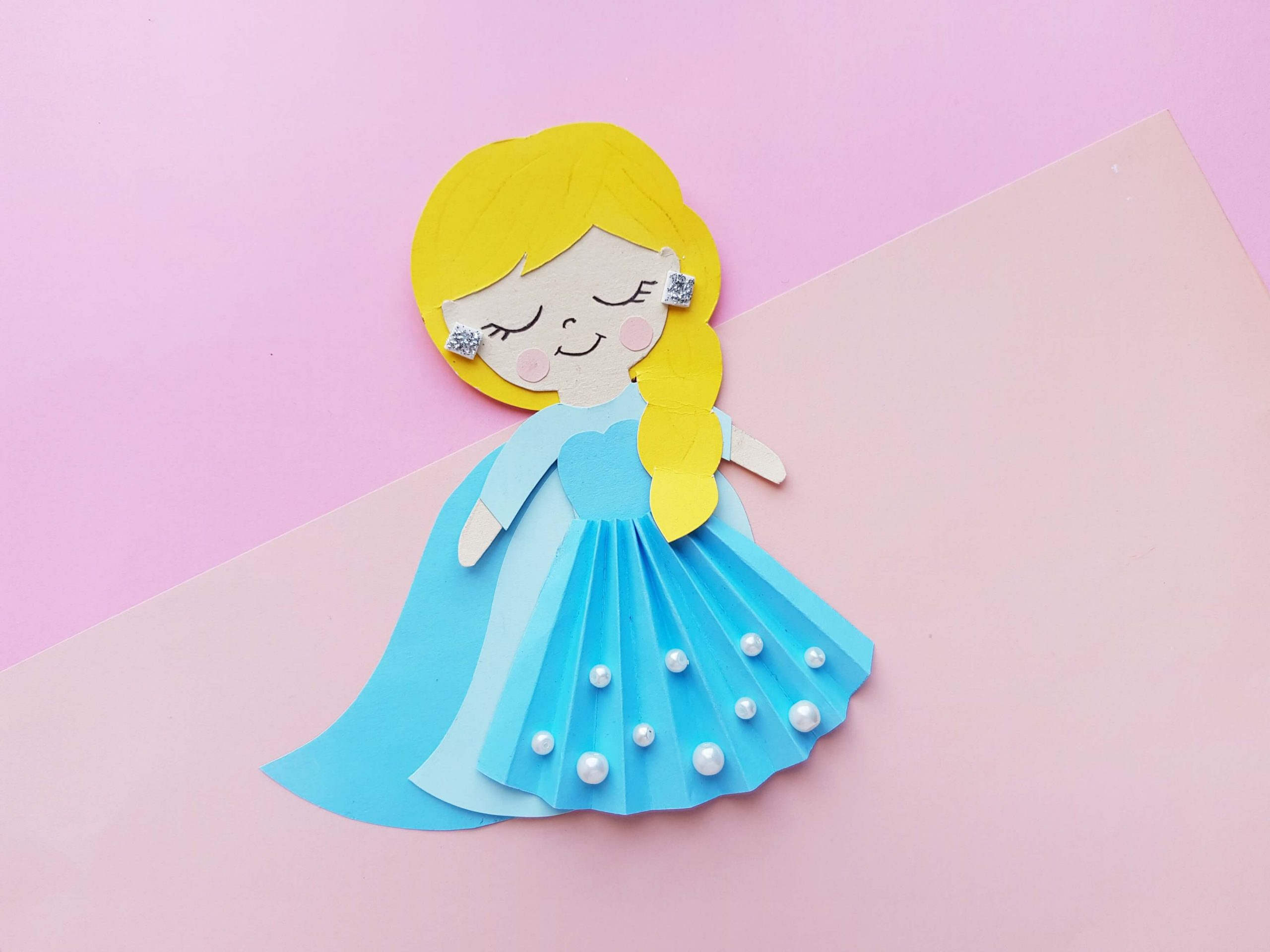 Elsa Craft for Kids